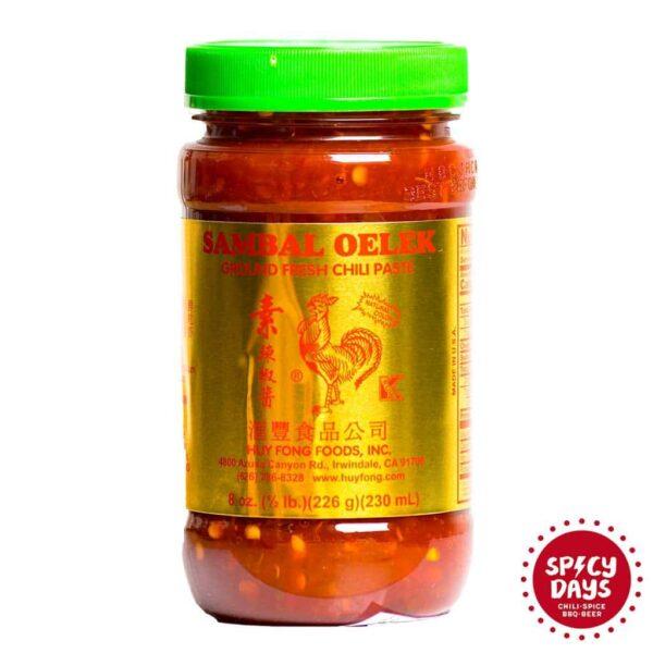 Huy Fong Sambal Oelek chili pasta 230ml 1