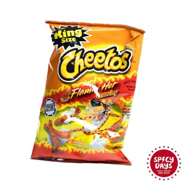 Cheetos Flamin' Hot snack 99,2 g 1