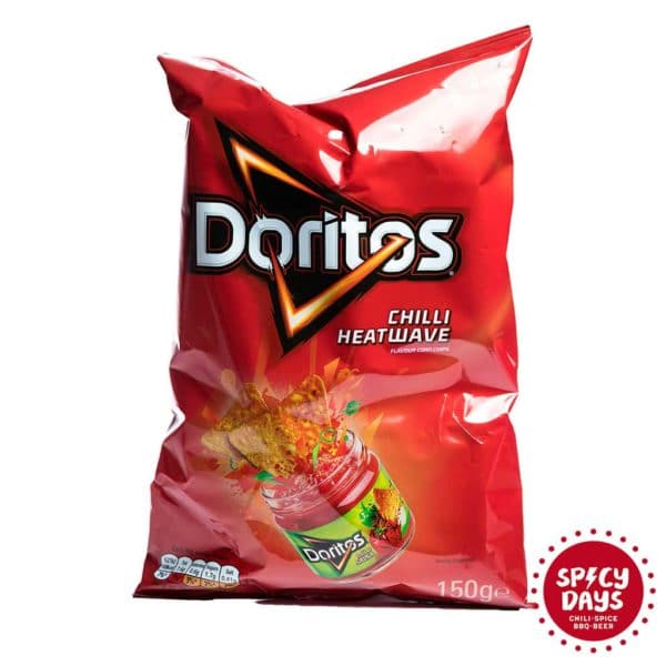 Doritos Chilli Heatwave čips 150 g 1