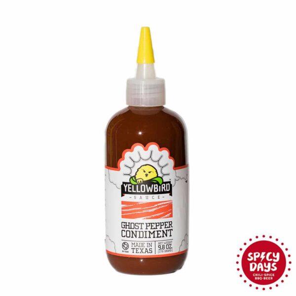 Yellowbird Ghost Pepper Condiment ljuti umak 278 g 1