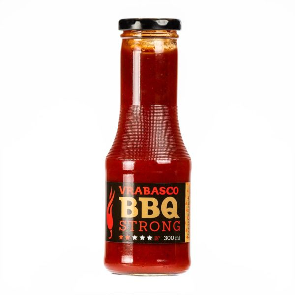 Vrabasco BBQ Strong umak za roštilj 300ml 1
