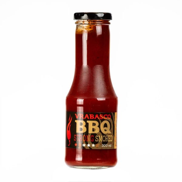 Vrabasco BBQ Strong Smoked umak za roštilj 300ml 1