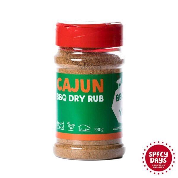 Cajun BBQ Dry rub mješavina začina za roštilj 230g 1