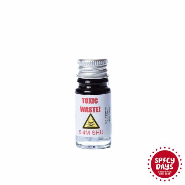 Toxic Waste 6,4 mil. SHU ekstrakt kapsaicina 5ml 1
