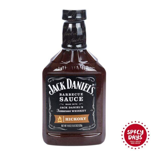 Jack Daniels Hickory BBQ umak 539g 1