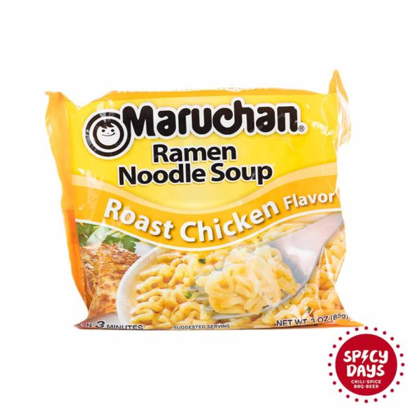 Maruchan Roast Chicken Ramen Noodles 85g 1