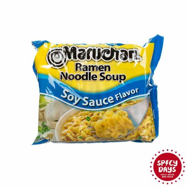 Maruchan Soy Sauce Ramen Noodle Soup 85g 1
