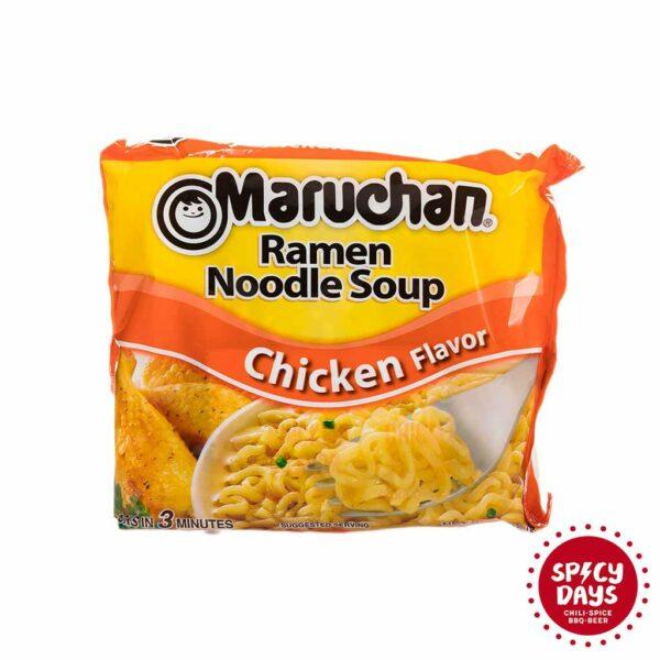 Maruchan Chicken Ramen Noodle Soup 85g 1