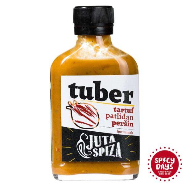 Juta Spiza Tuber ljuti umak 100ml 1