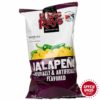 Uncle Ray's Potato Chips Jalapeno 120g 3