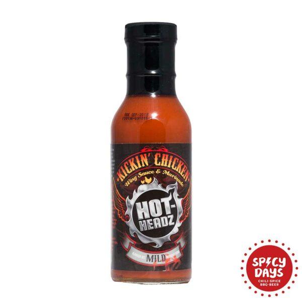 Kickin' Chicken Mild Wing sauce & Marinade 354ml 1