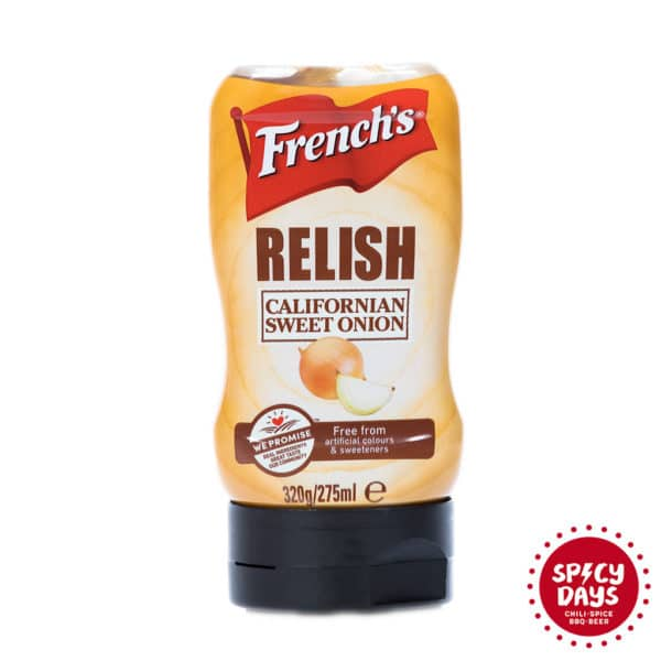 French's Relish - Sweet Onion 320g 1