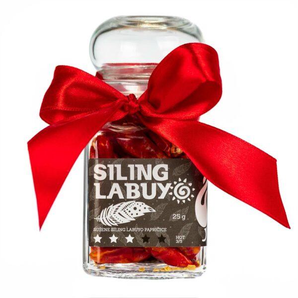 Siling Labuyo sušene chili papričice 25g 1