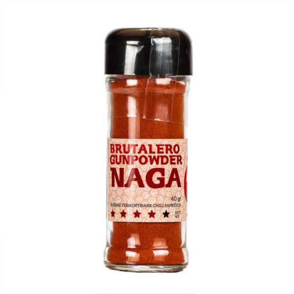 Brutalero Gunpowder Naga 40g 1
