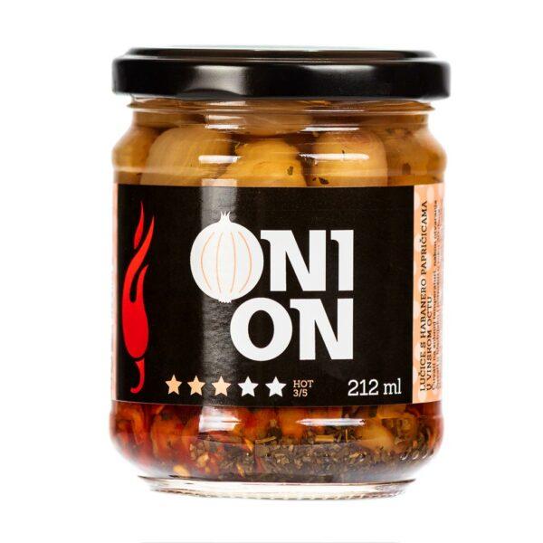 Onion ukiseljene lučice 212ml 1