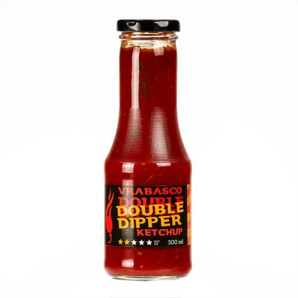 Vrabasco Double Dipper Ketchup 300ml 1