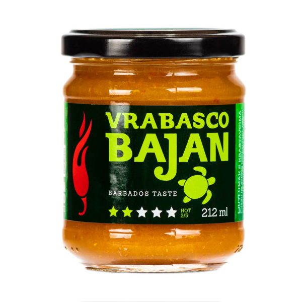 Vrabasco Bajan umak 212ml 1