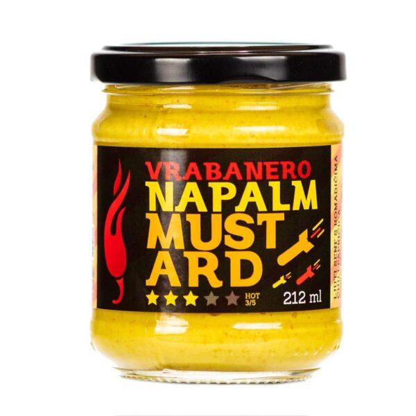 Vrabanero Napalm Mustard senf 212ml 1
