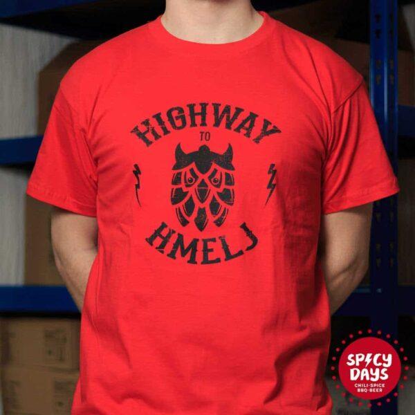 Highway to Hmelj majica 1