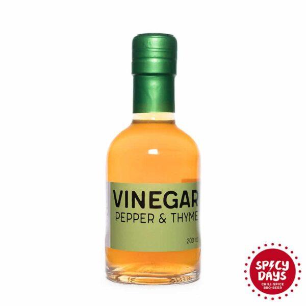 Vinegar Pepper & Thyme jabučni ocat 200ml 1