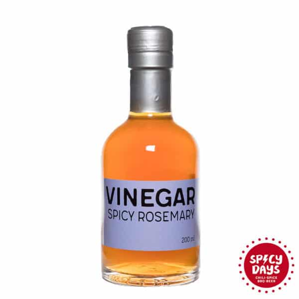 Vinegar Spicy Rosemary jabučni ocat 200ml 1