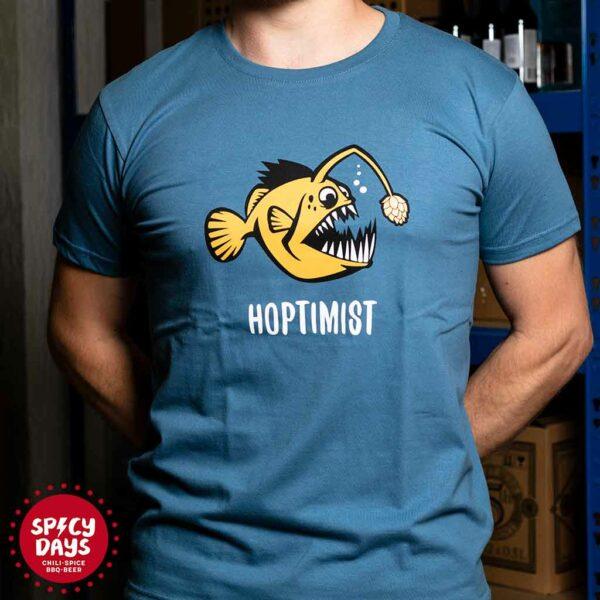 Hoptimist majica 1