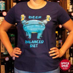 Balanced Diet Beer majica 8