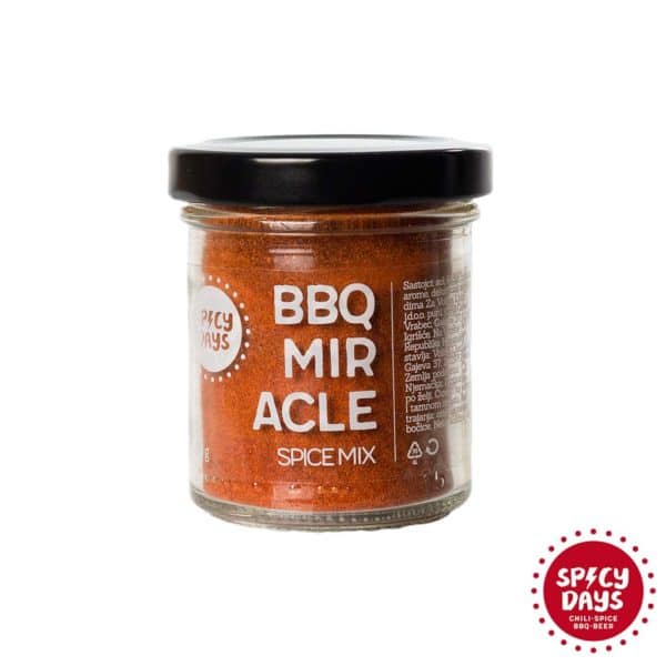 BBQ Miracle spice mix 60g 1