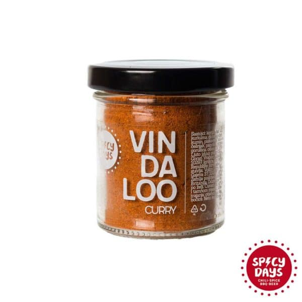 Vindaloo Curry 50g 1