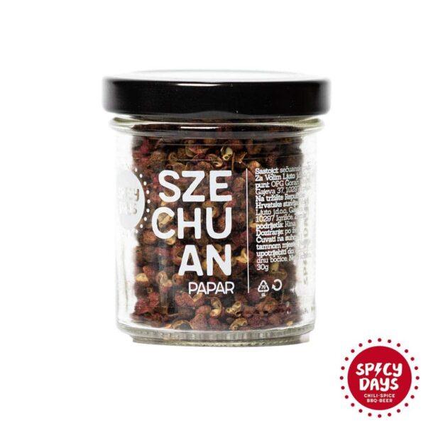 Szechuan papar zrno 30g 1