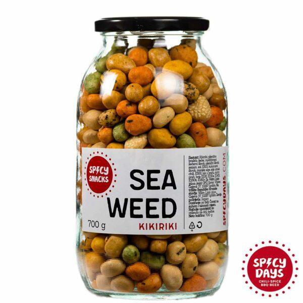 Seaweed Peanuts 700g 1