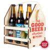 Drvena nosiljka za pivo 3