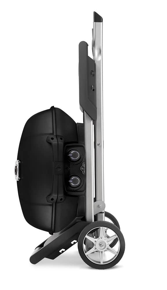 Napoleon roštilj TQ285X-BK plinski, niski poklopac, scissor cart 3
