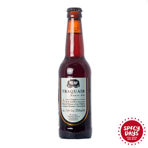 Traquair House Ale 0,33l 1