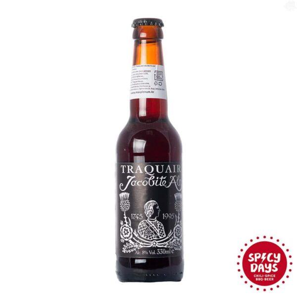 Traquair Jacobite Ale 0,33l 1