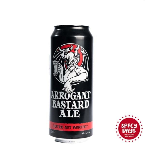 Stone Brewing Arrogant Bastard Ale 0,473l 1