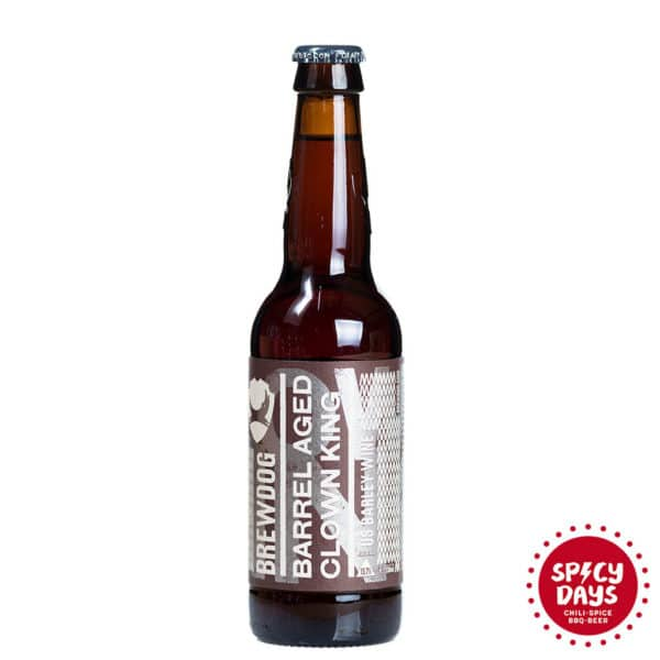 Brewdog Barrel Aged Clown King 0,33l 1