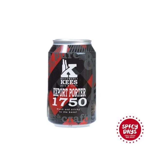 Kees Export Porter 1750 0,33l 1
