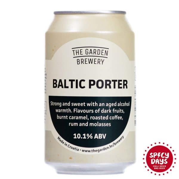 Garden Brewery Baltic Porter 0,33l 1