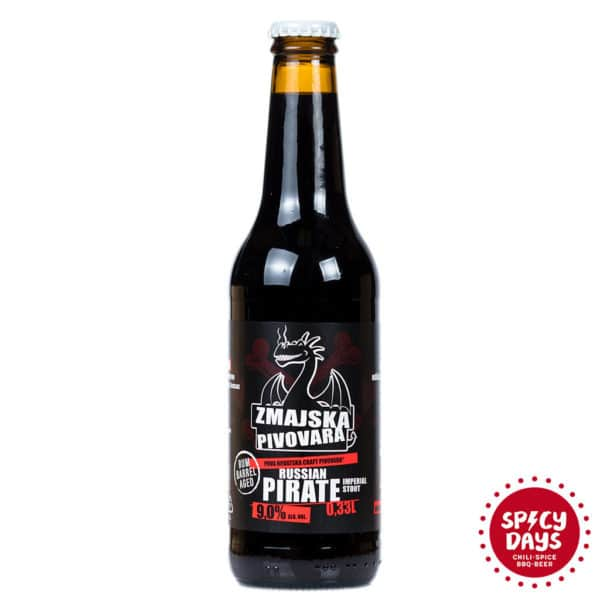 Zmajska Pivovara Russian Pirate RIS 0,33l 1