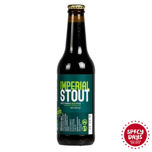 Mlinarica Imperial Stout 0,33l 1