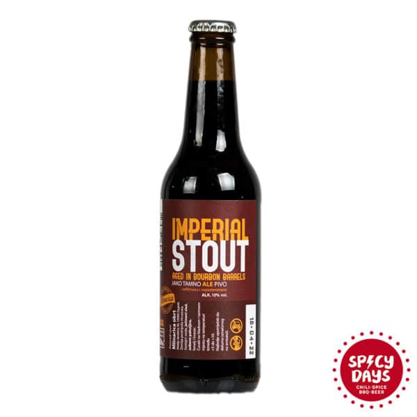 Mlinarica Imperial Stout Bourbon Barrel Aged 0,33l 1
