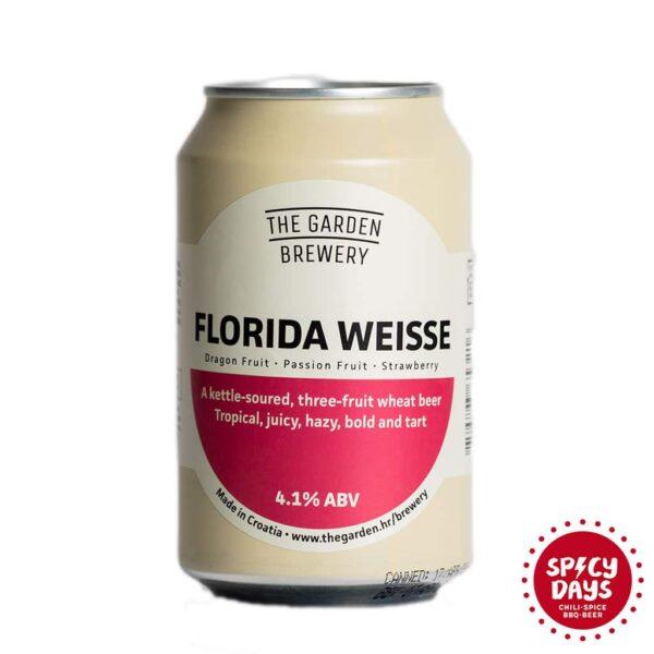 Garden Brewery Florida Weisse 0,33l 1