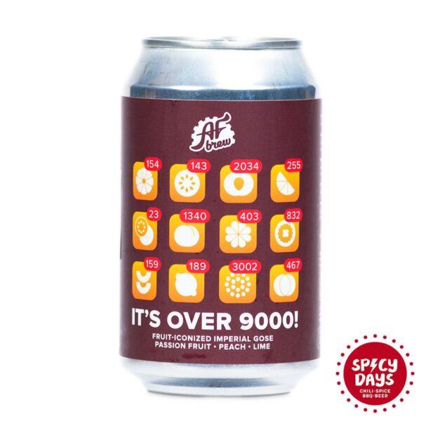 AF Brew - It's over 9000! 2.0 1