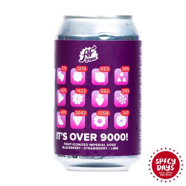 AF Brew - It's over 9000! 4.0 1
