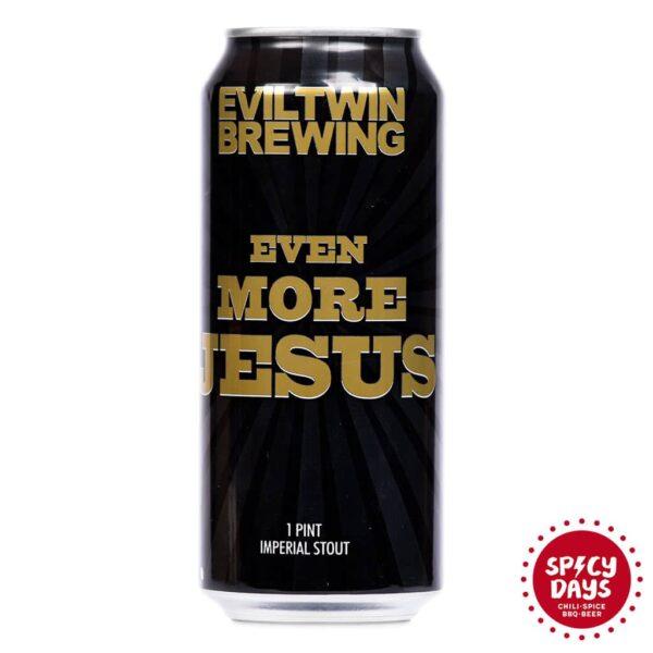 EvilTwin - Even More Jesus 0,473l 1