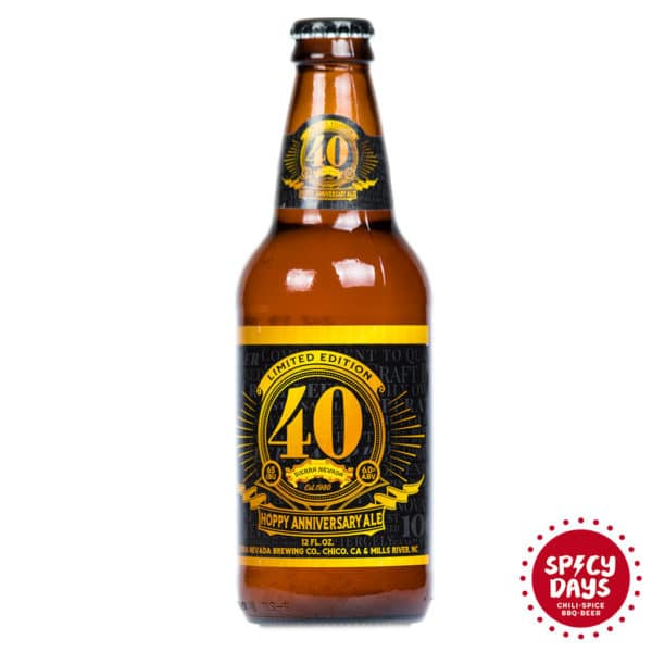 Sierra Nevada 40th Hoppy Anniverssary Ale 0,355l 1