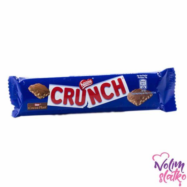 Nestle Crunch Milk Chocolate Bar 33g 1