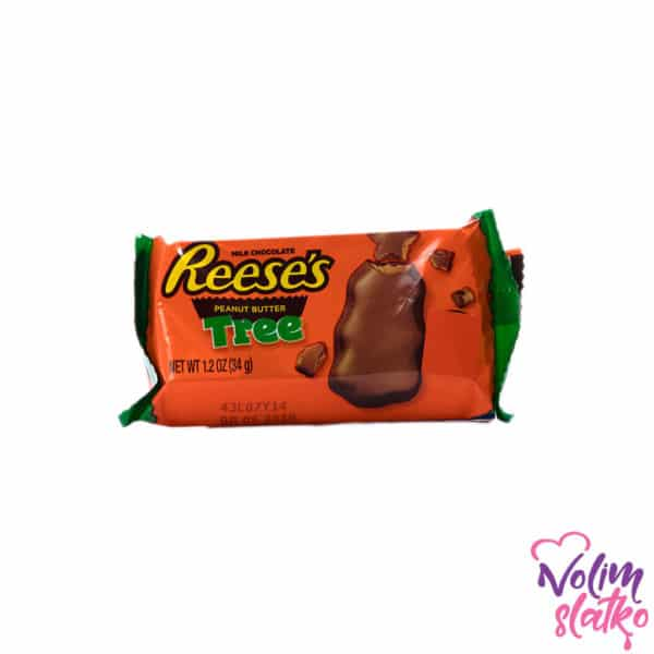Reese's Peanut Butter Christmas Tree 34g 1