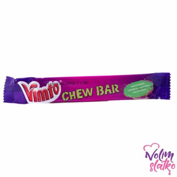 Swizzels Vimto Chew Bar 15g 1